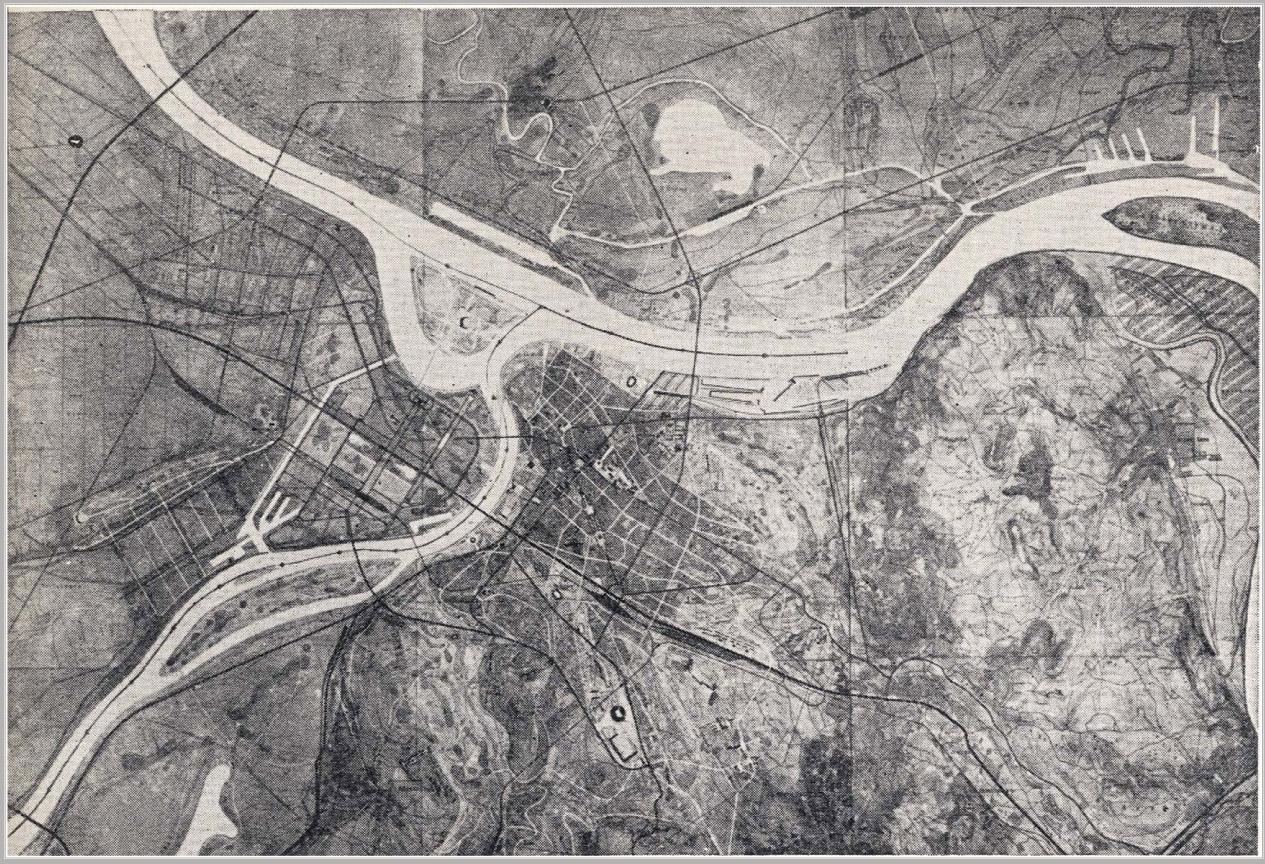 Beograd Kroz Planove Urbanisticki Zavod Beograda